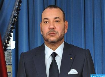 Su Majestad el Rey Mohammed VI