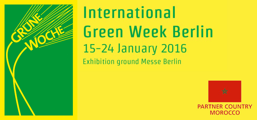 International Green Week Berlin 2016