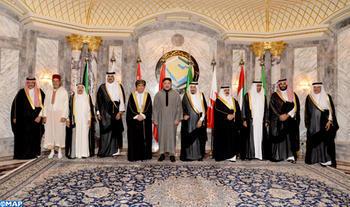Cumbre Marruecos-Países del  del Golfo