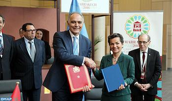 Mezouar-COP22-Bonn