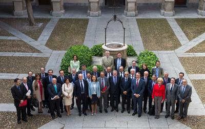Sesión de Trabajo entre el CPA de Crue Universidades Españolas y la CPU-Marruecos1