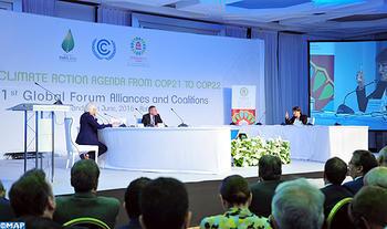 Foro Mundial de Alianzas y Coaliciones sobre el Clima