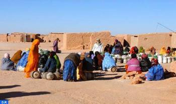 ONG europea llama a levantar el sitio contra los secuestrados de Tinduf