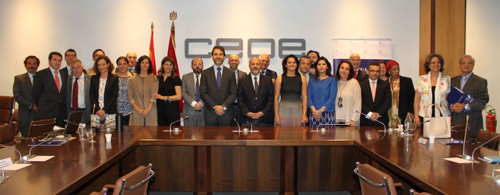 Primera promoción del programa de acompañamiento para la internacionalización de Empresas Españolas en Marruecos