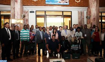 Periodistas africanos visitan Marruecos
