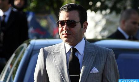 SAR el Príncipe Moulay Rachid