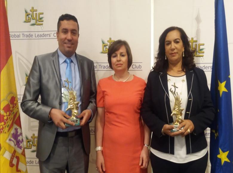 Trofeo Internacional a la Excelencia y Liderazgo1
