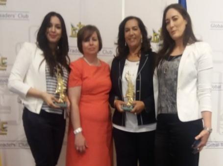 Trofeo Internacional a la Excelencia y Liderazgo2