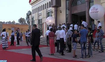 festival del cine africano de Juribga