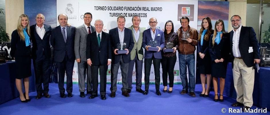 Clausura del torneo solidario de golf fundaci n real for Oficina de turismo de marruecos
