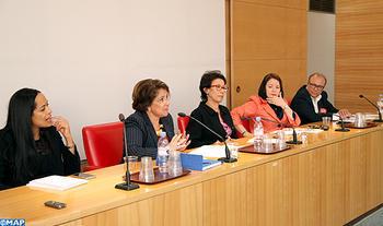 Marruecos, un ejemplo en materia de evolución de las condiciones de la mujer (encuentro)