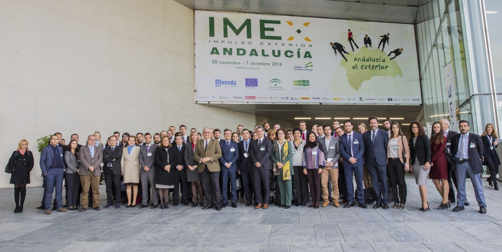 Participación de la Embajada en la 4ª edición del IMEX ANDALUCÍA