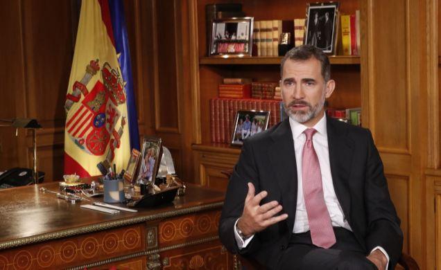 """El Rey Felipe VI señala la voluntad de España de profundizar la relación """"privilegiada"""" con Marruecos."""