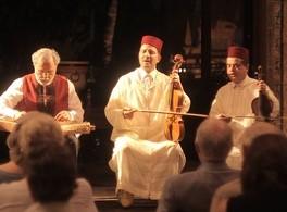 concierto de música sufí andalusí