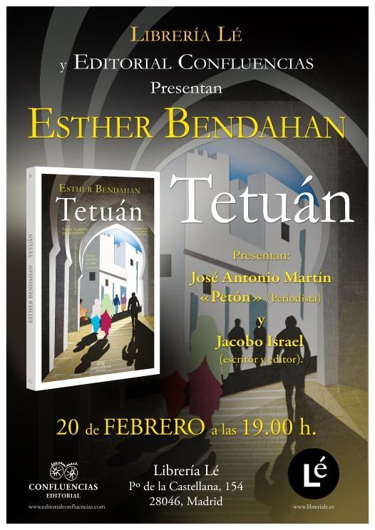 Presentaci n del libro tetu n embajada del reino de for Oficina de turismo de marruecos