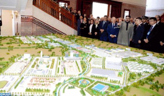 Ciudad de Mohammed VI Tánger Tech-2