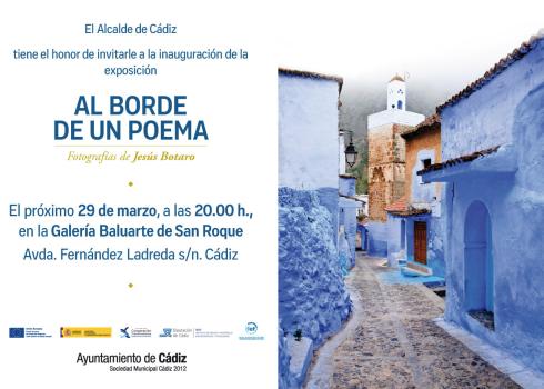 Exposición fotográfica Al borde de un poema