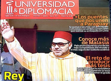 Revista Universidad y Diplomacia