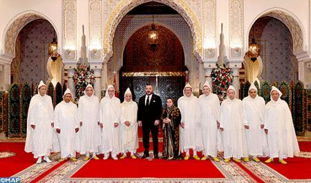 SM el Rey nombra al presidente y a los miembros del Tribunal Constitucional
