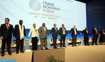 """El Foro de Crans Montana trabaja para """"construir un mundo más humano e imparcial"""" (Diario guatemalteco)"""