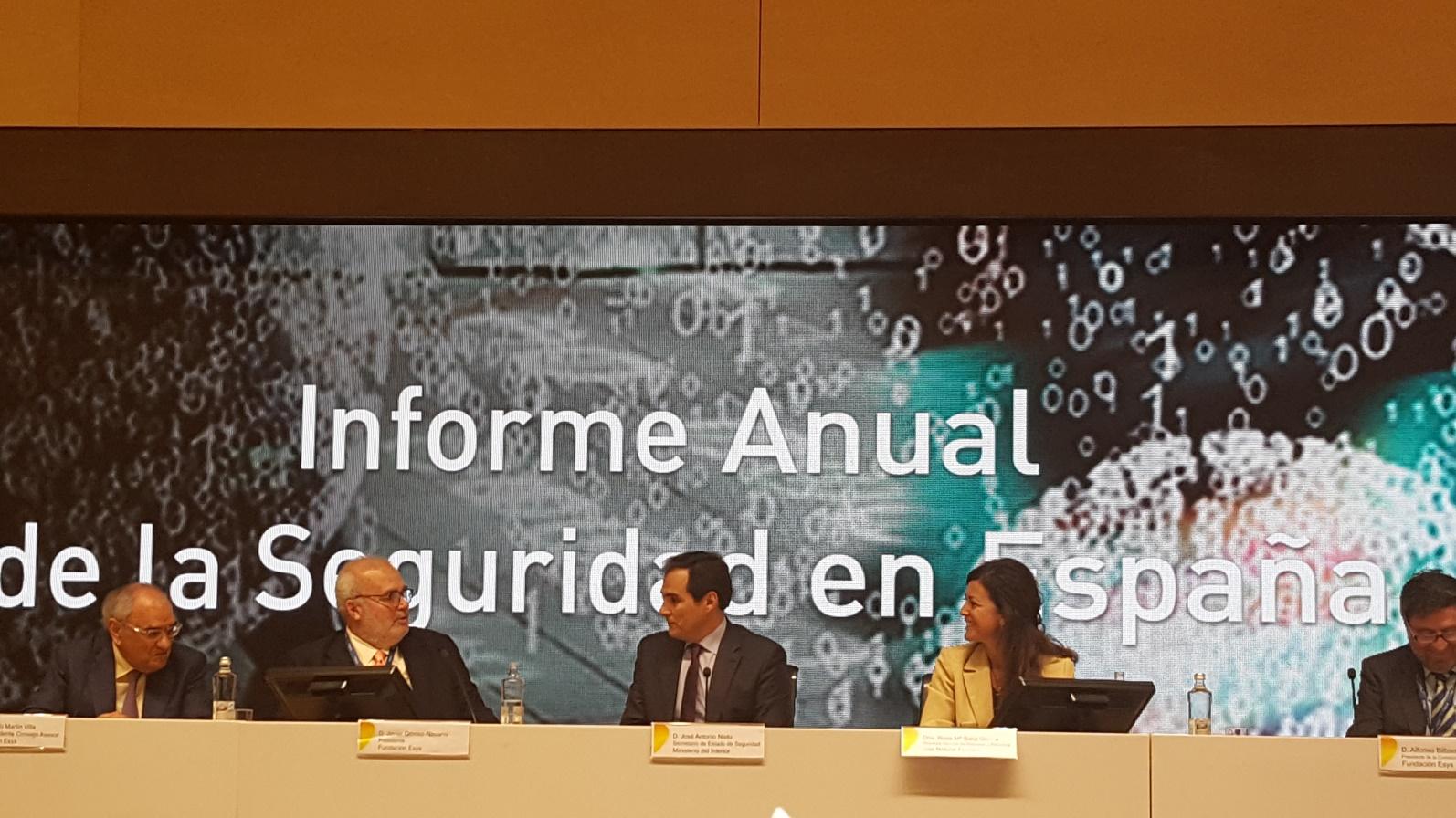 Informe Anual de la Seguridad en España