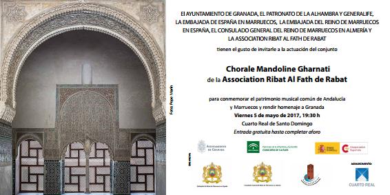 Mandoline Gharnati