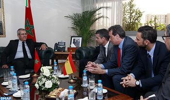 La cooperación en materia de regionalización y descentralización administrativa en el centro de un encuentro marroquí-español en Rabat