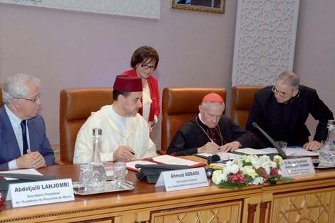 diálogo entre las religiones musulmana y cristiana