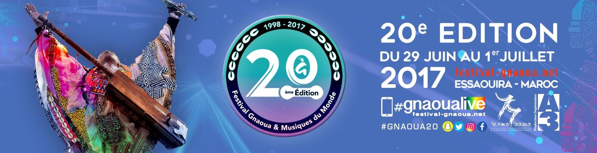 20ª edición del Festival Gnaoua y Músicas del Mundo de Essaouira