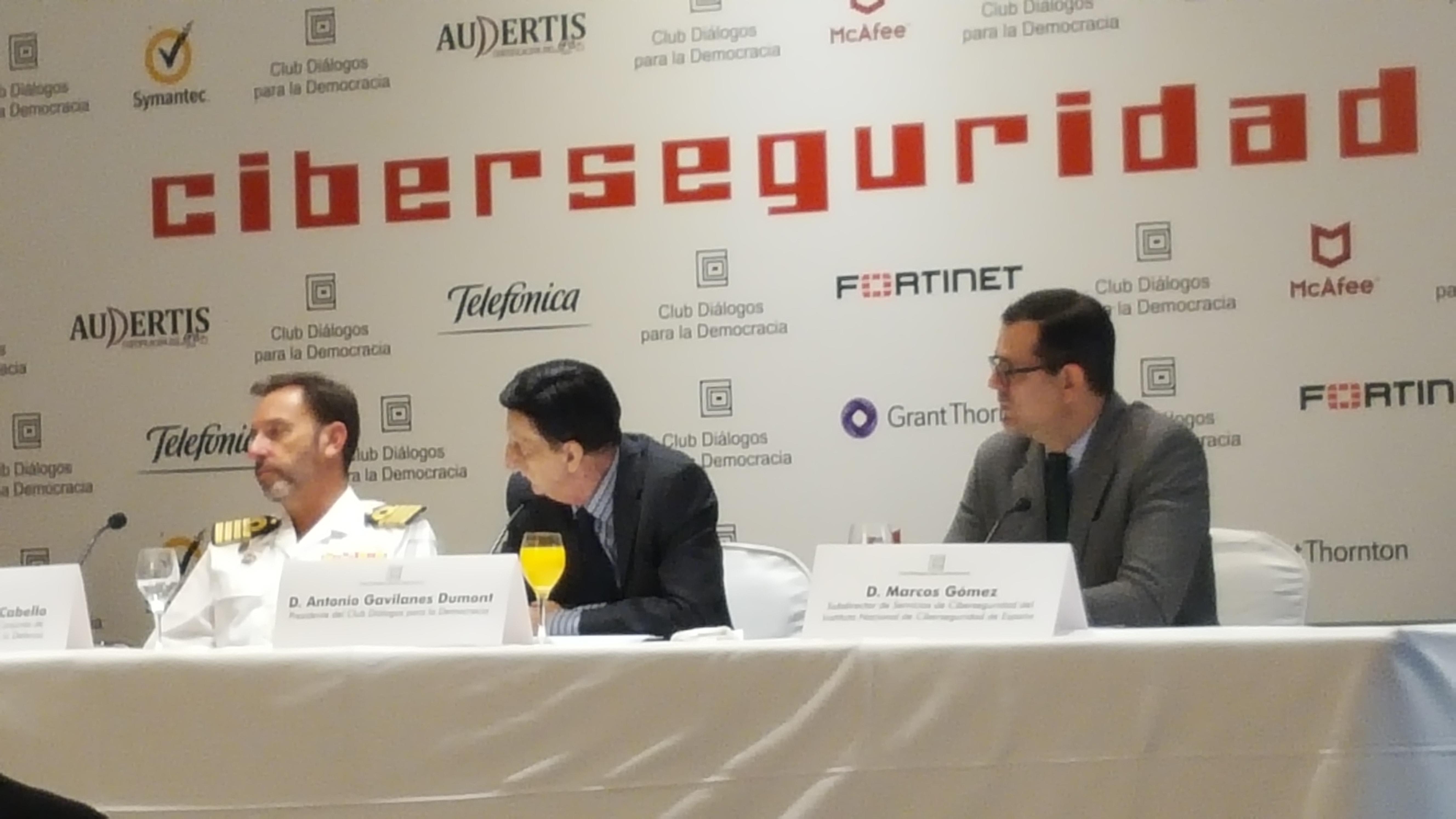 Jornada sobre ciberseguridad 2