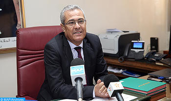 Rencontre de communication organisée, vendredi (23/06/17) à Rabat, à l'occasion de la journée onusienne de la fonction publique, en présence du ministre délégué chargé de la Réforme de l'Administration et de la Fonction publique, Mohamed Benabdelkader.
