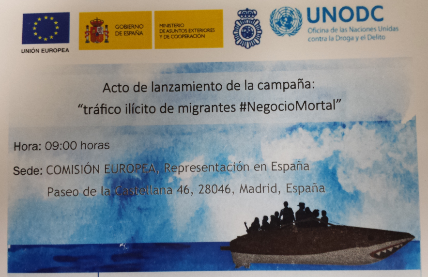tráfico ilícito de migrantes