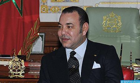 SM el Rey Mohammed VI
