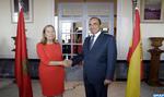 Le président de la Chambre des représentants, Habib El Malki, a eu, jeudi (07/09/17) à Rabat, des entretiens avec la présidente du congrès des députés espagnol, Ana Maria Pastor.