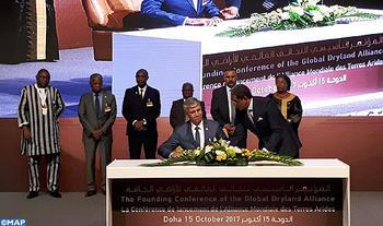 doha-conference-de-lancement-de-lalliance-mondiale-des-terres-arides-m