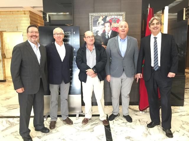 delegacion española en tanger 2017