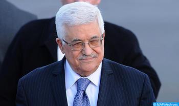 Arrivée, dimanche (13/01/13) à Tunis, du président palestinien Mahmoud Abbas pour assister à la célébration des deux ans de la révolution en Tunisie.