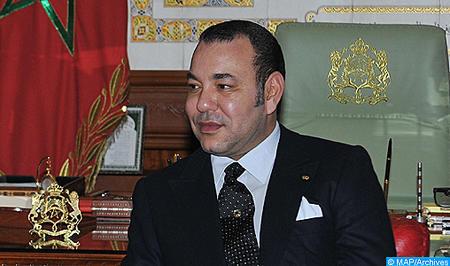 SM el Rey dirige un mensaje a la trigésima cumbre de la Unión Africana
