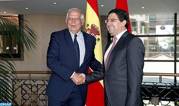 Marruecos y España no son solamente países amigos y vecinos, sino socios estratégicos (Ministro español de AA.EE.)