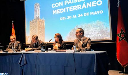 """Casa Mediterráneo dedica la 6ª edición de su ciclo """"Encuentro con países del Mediterráneo"""" a Marruecos"""