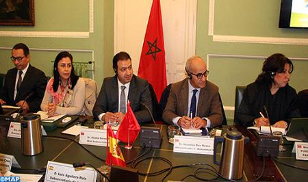 Madrid-Commission-mixte-maroco-espagnole-Opération-Marhaba-2017-M