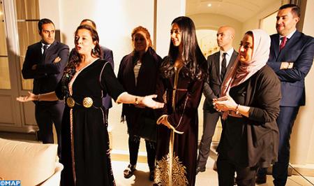 Iftar en Madrid en honor a los jóvenes talentos marroquíes en España