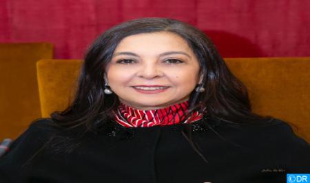La promoción de los derechos de la mujer en Marruecos es la piedra angular de la construcción de una sociedad democrática moderna (Benyaich)