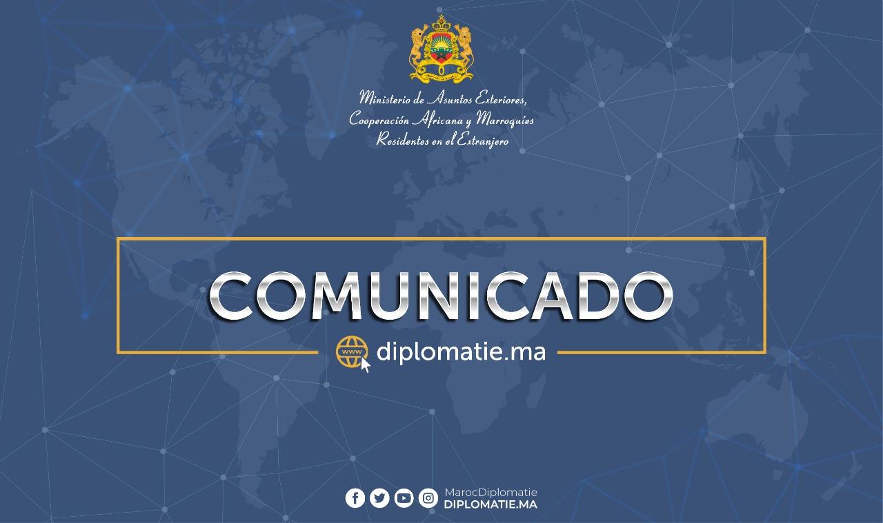 """Marruecos deplora la actitud de España de acoger en su territorio al jefe de las milicias separatistas del """"Polisario"""" (Ministerio)"""